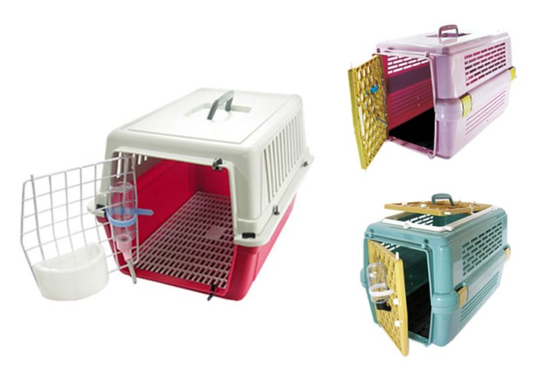 Plastic Dog Crates, Pet Accessories