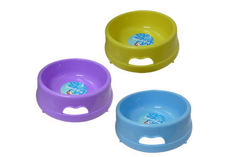 Glossy Pet Bowls, Pet Supplies
